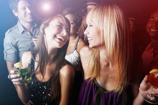 Момичетата в клуба винаги са заедно.